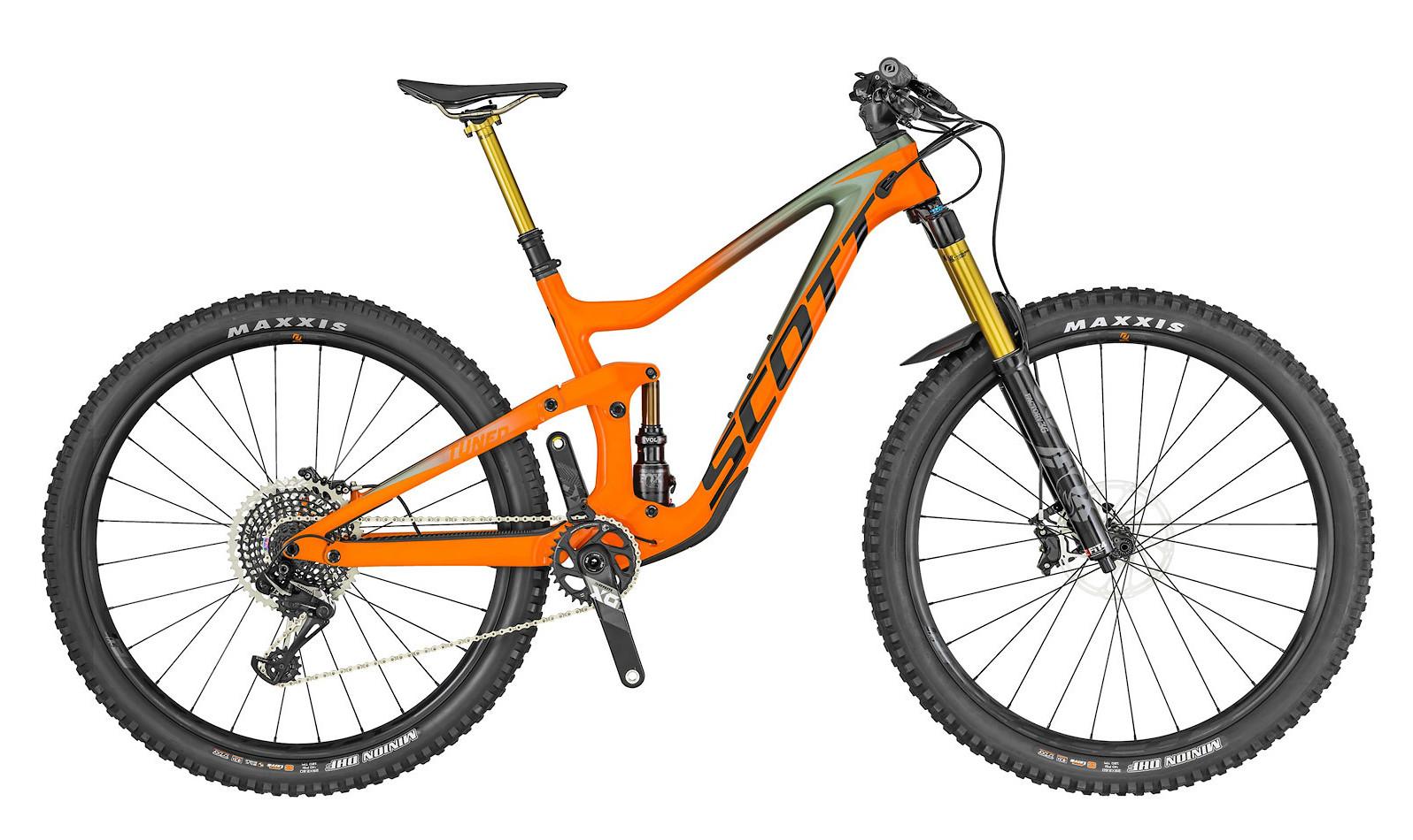 2019 Scott Ransom 700 Tuned Bike