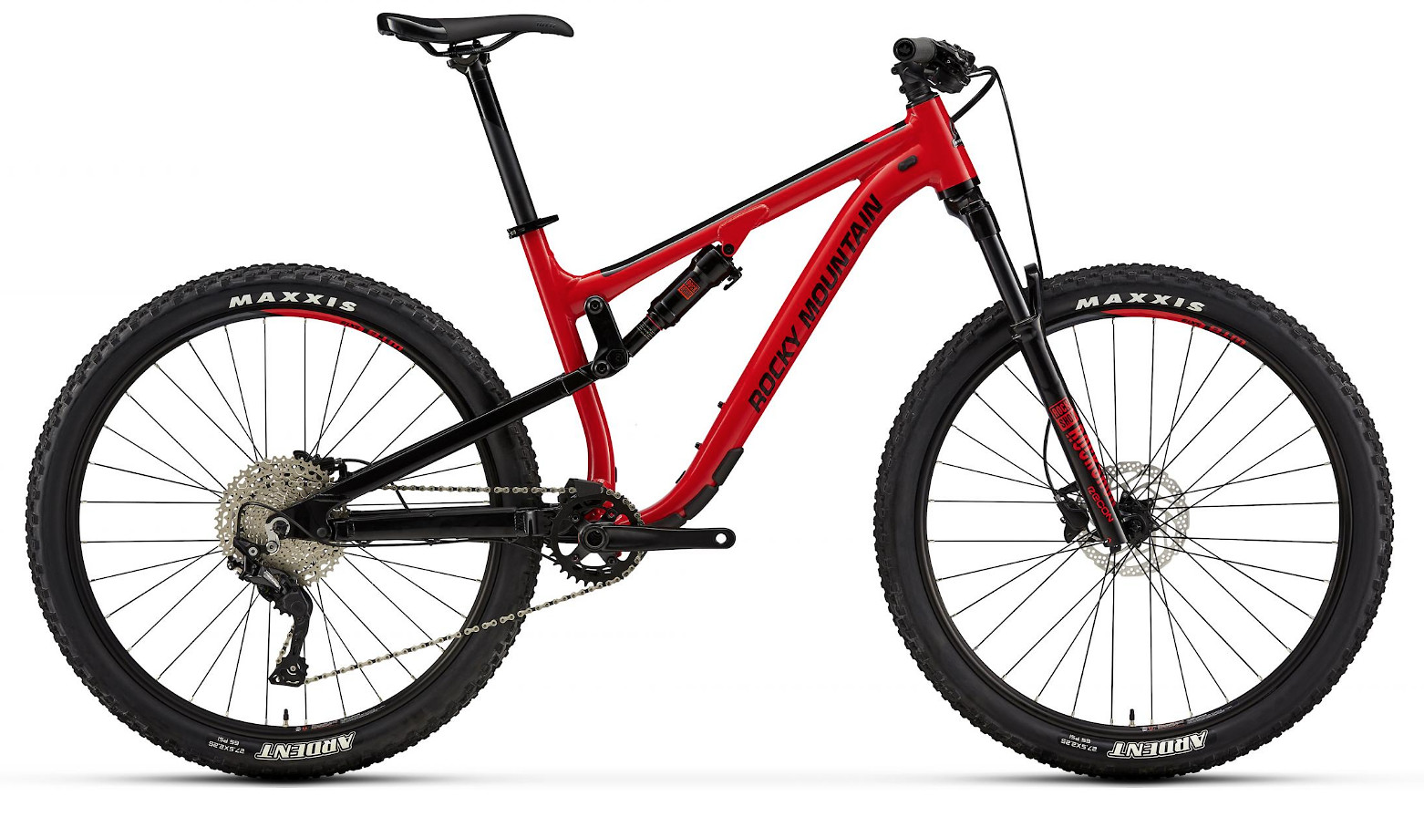 2019 Rocky Mountain Thunderbolt Alloy 10 - Red