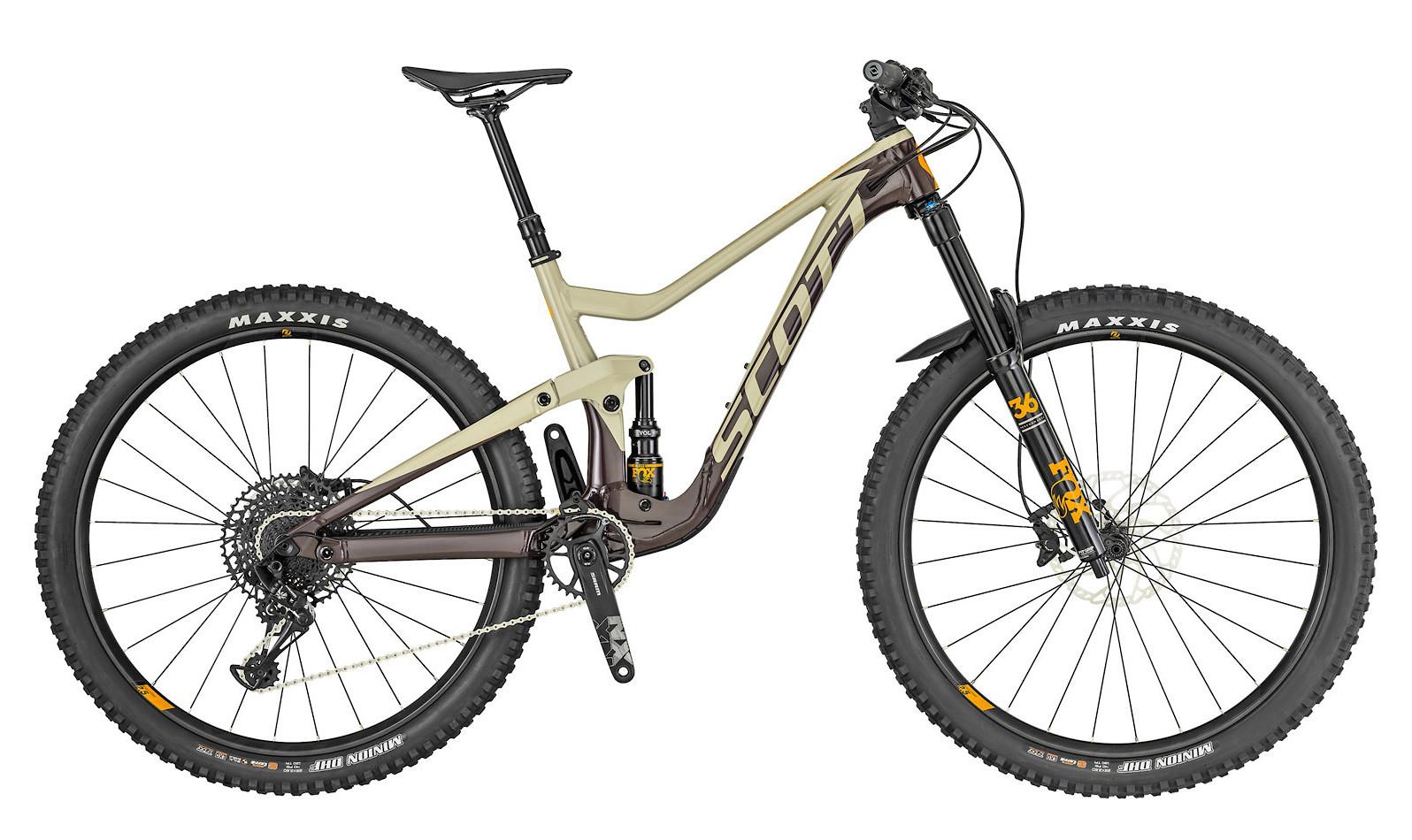 2019 Scott Ransom 720 Bike