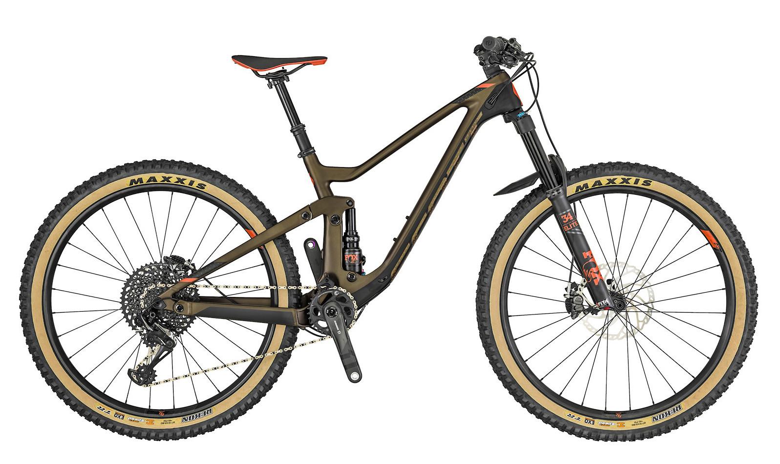 2019 Scott Genius 710 Contessa Bike