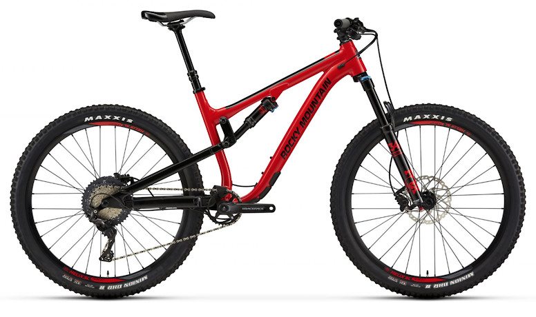 2019 Rocky Mountain Thunderbolt Alloy 50 - Red