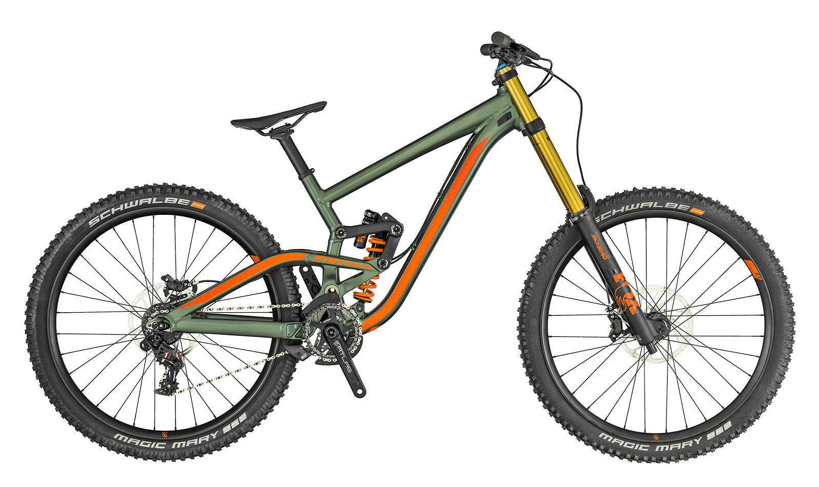 2019 Scott Gambler 710 Bike