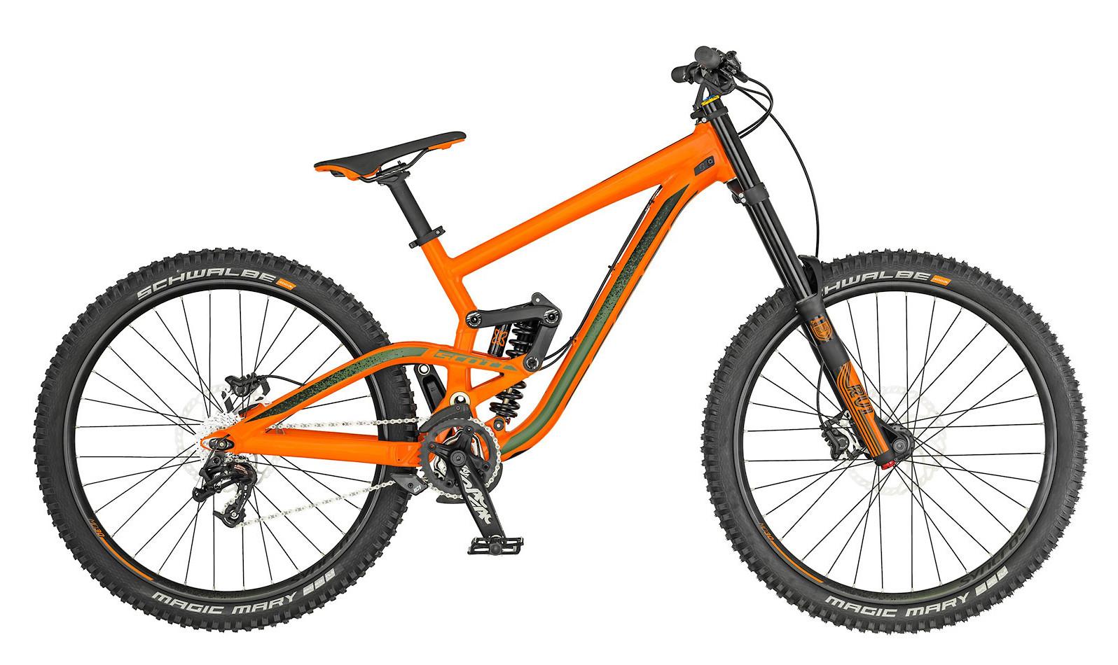 2019 Scott Gambler 730 Bike
