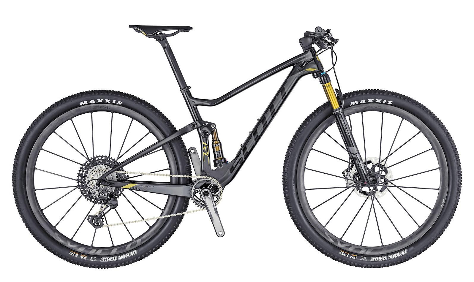 2019 Scott Spark RC 900 SL Bike