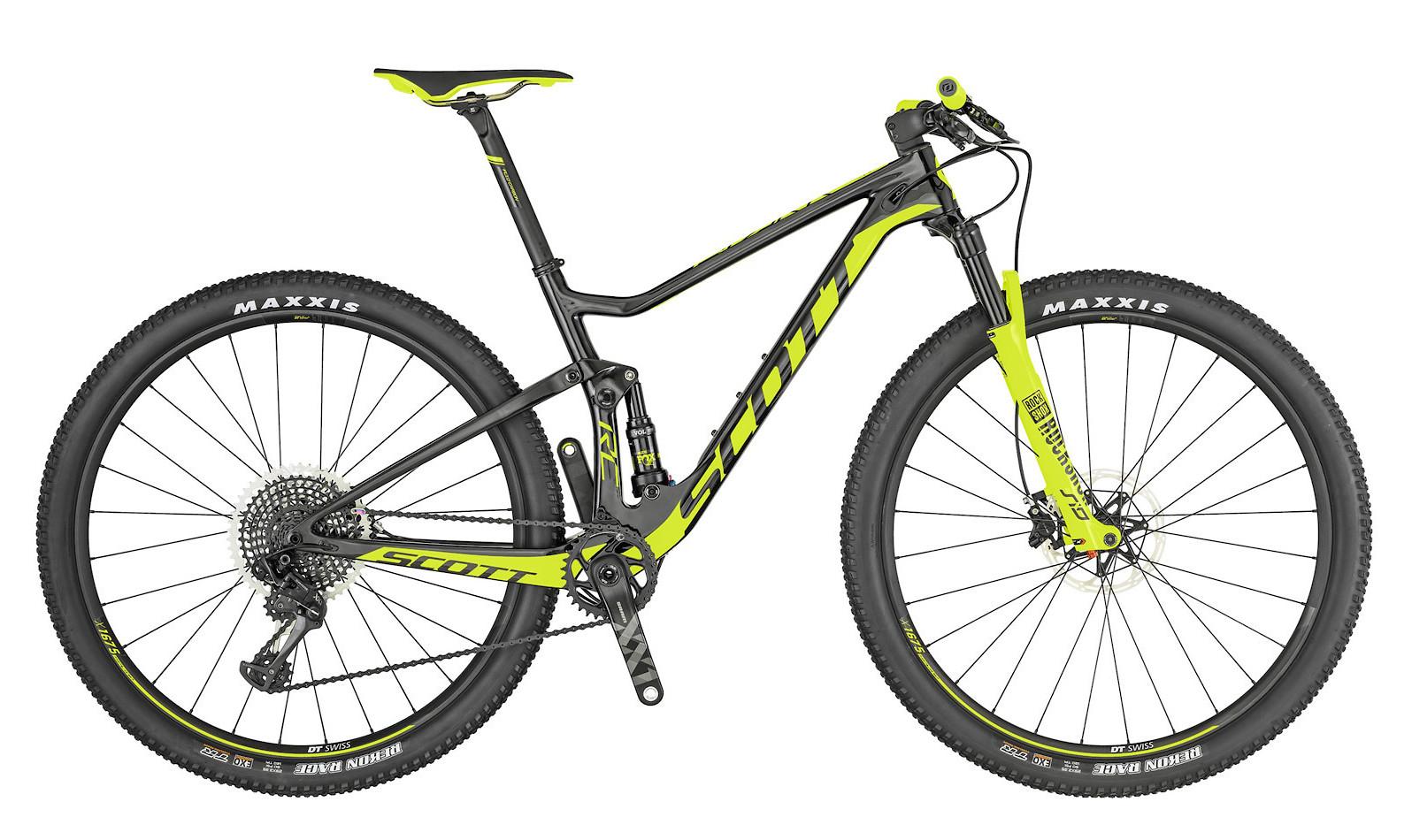 2019 Scott Spark RC 900 World Cup Bike