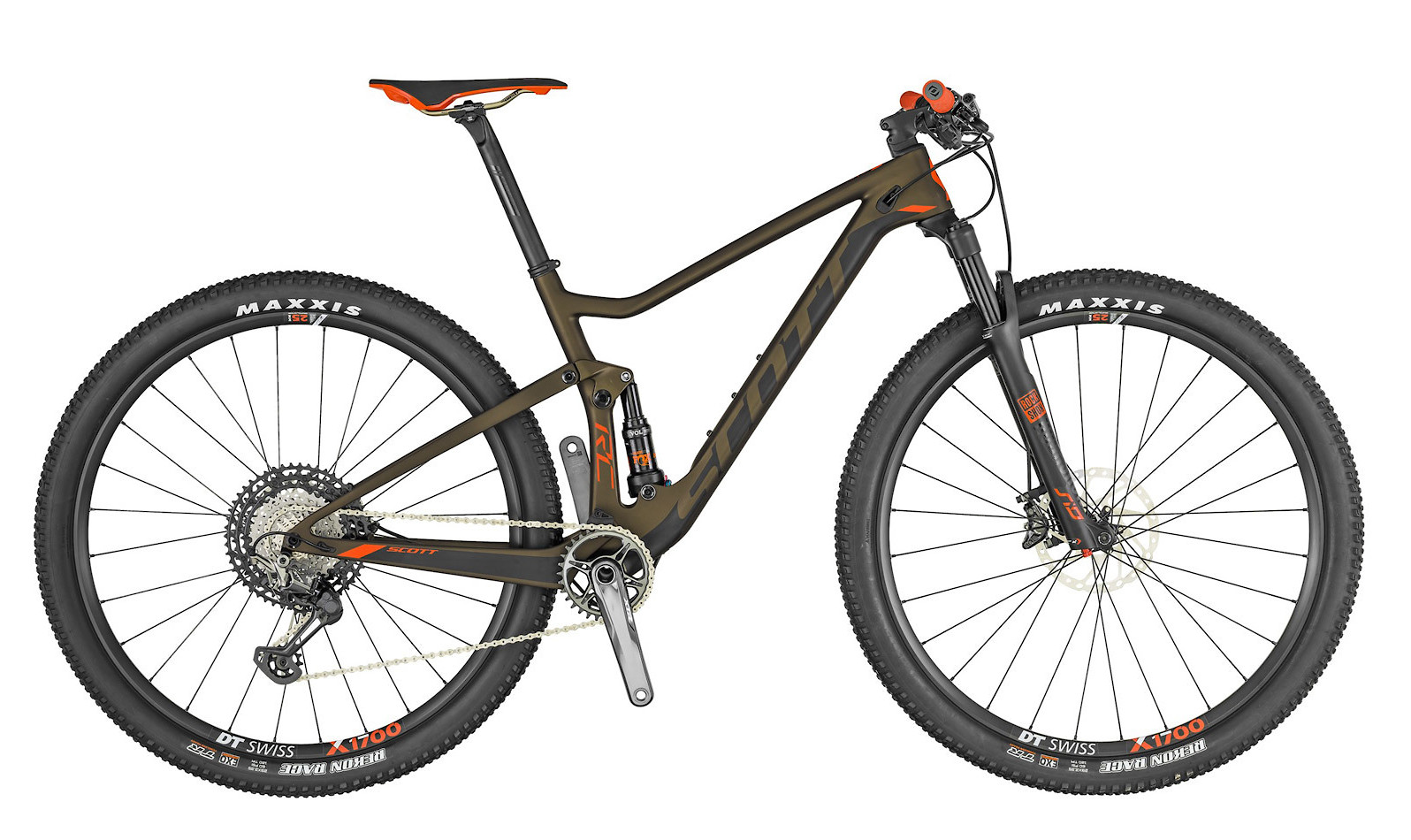 2019 Scott Spark RC 900 Pro Bike