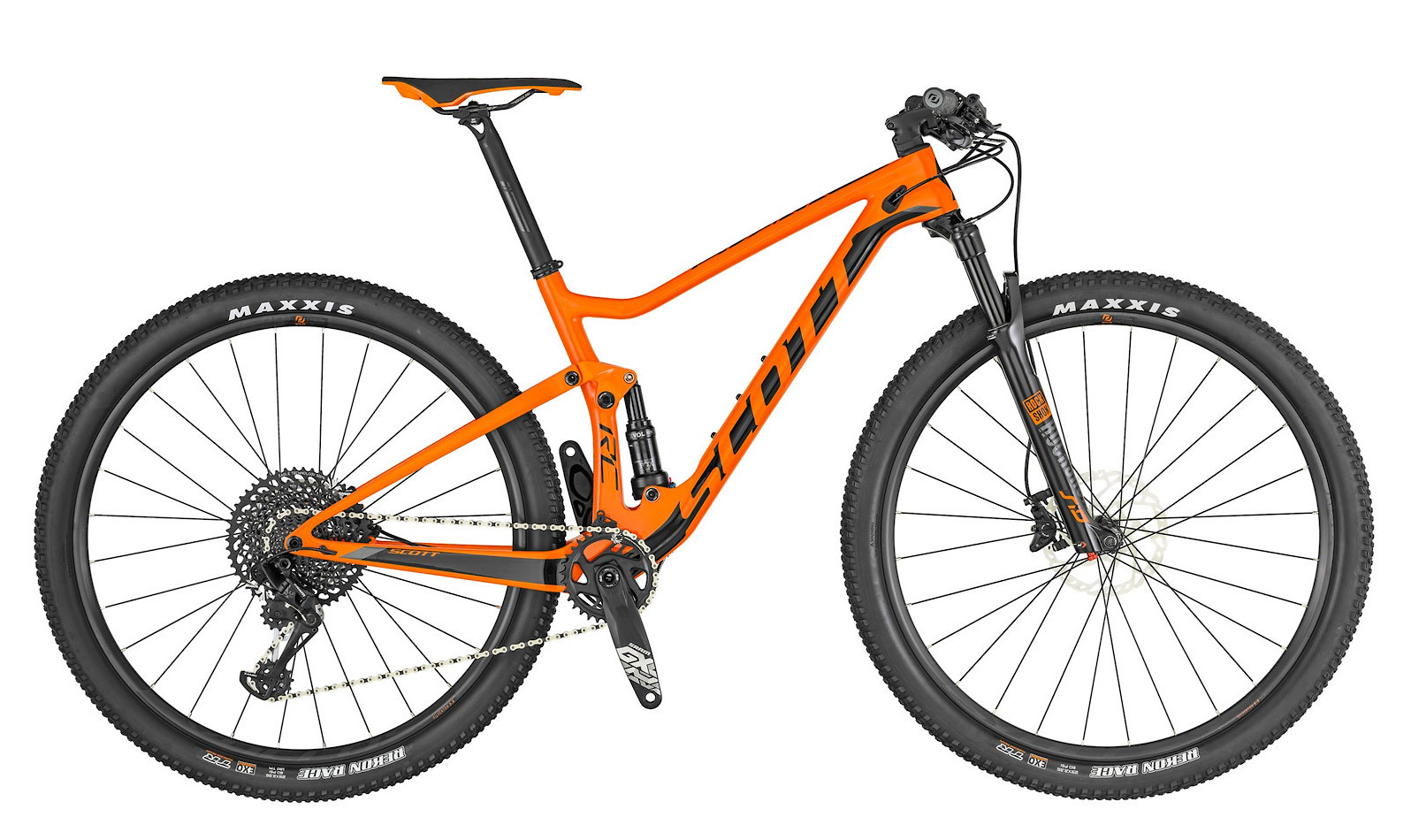 2019 Scott Spark RC 900 Bike