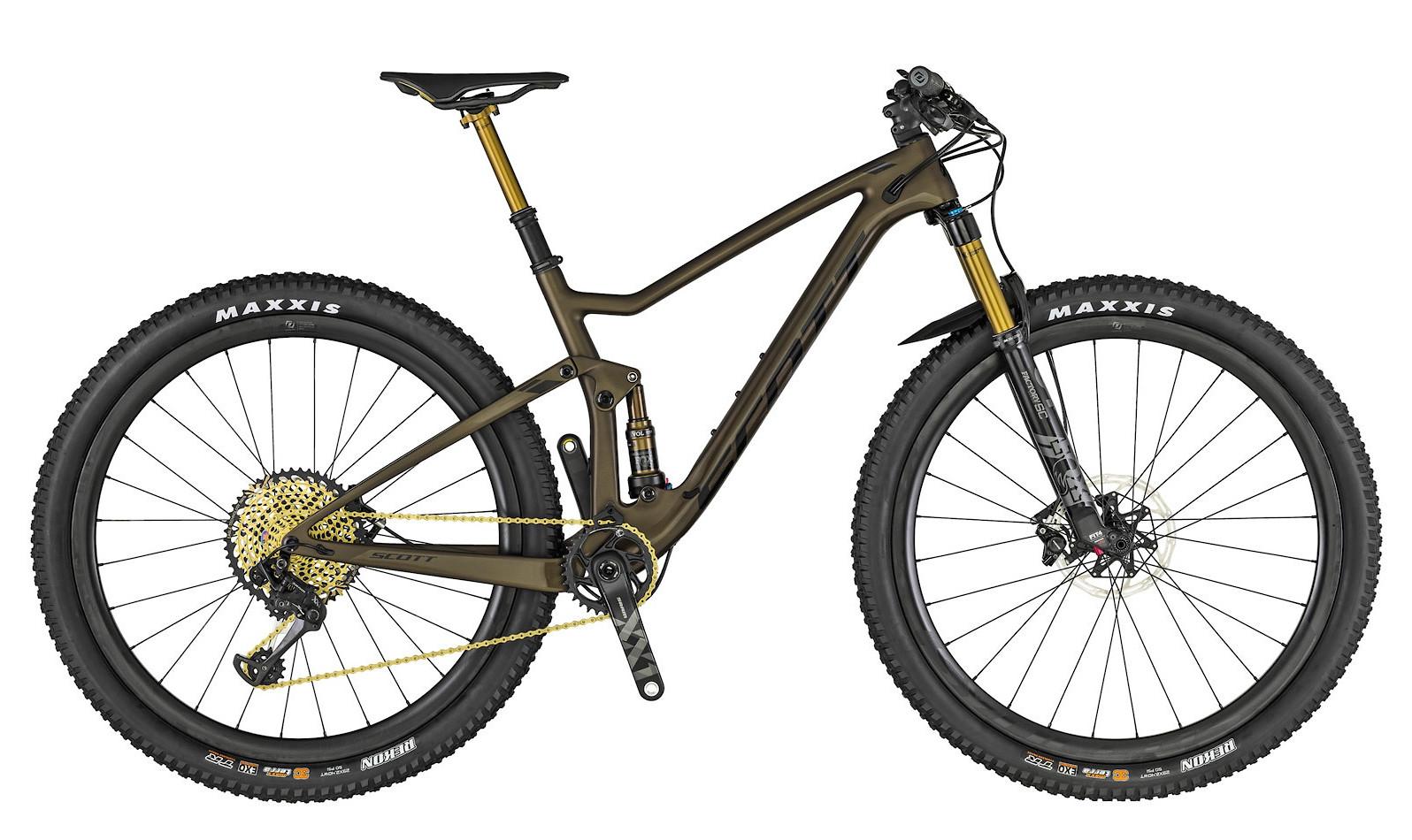 2019 Scott Spark 900 Ultimate Bike