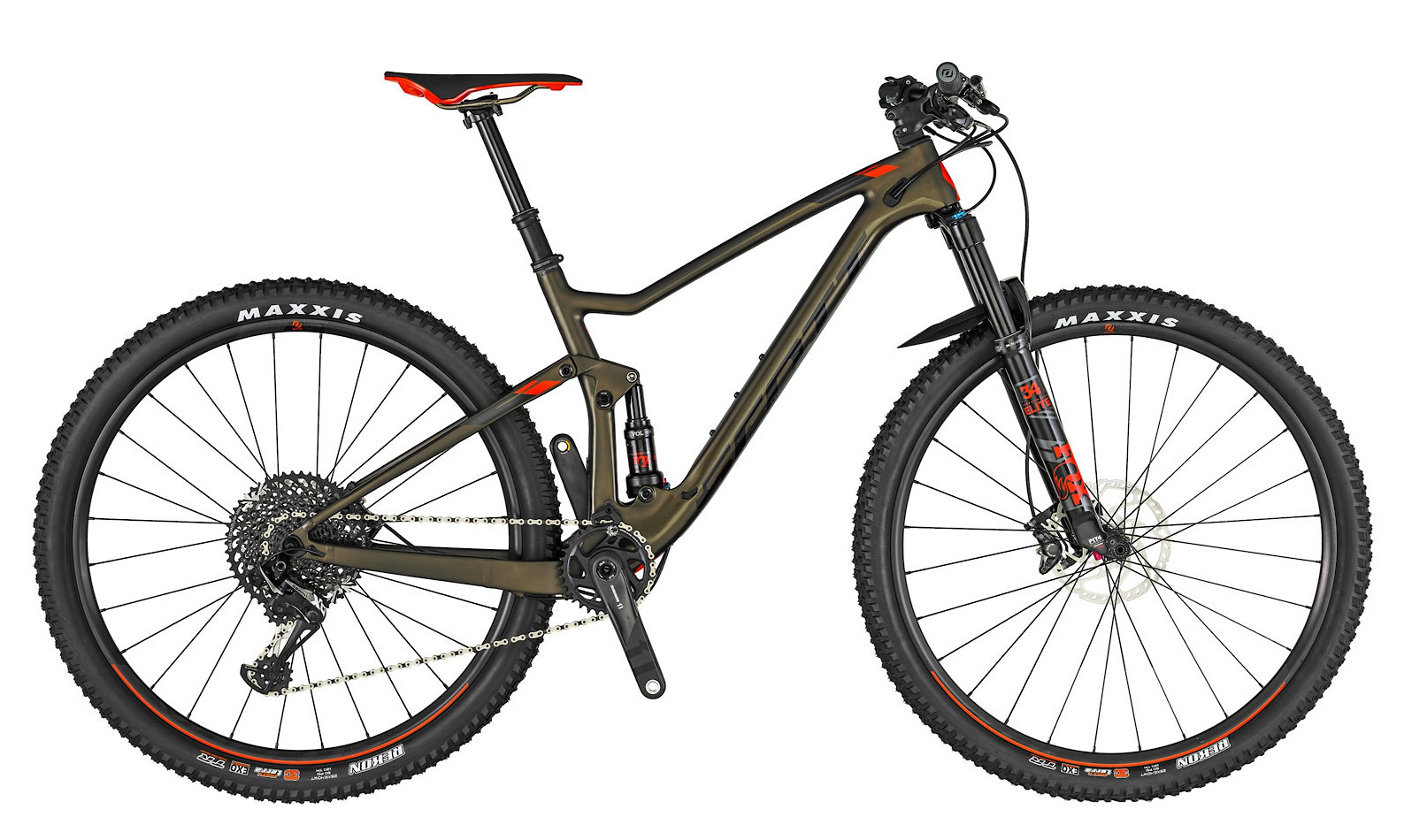 2019 Scott Spark 910 Bike