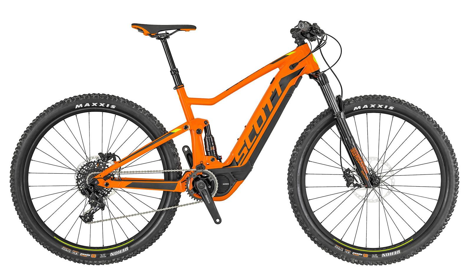2019 Scott Spark eRide 930 E-Bike