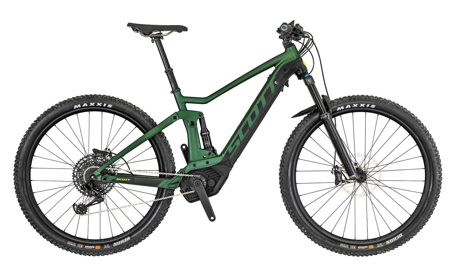 2019 Scott Strike eRide 910 E-Bike