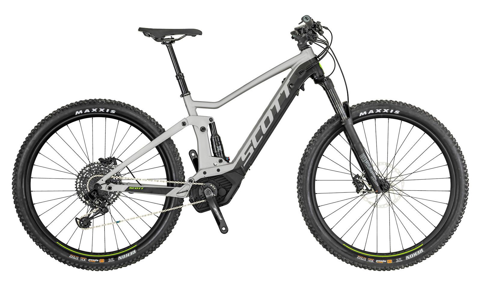 2019 Scott Strike eRide 930 E-Bike