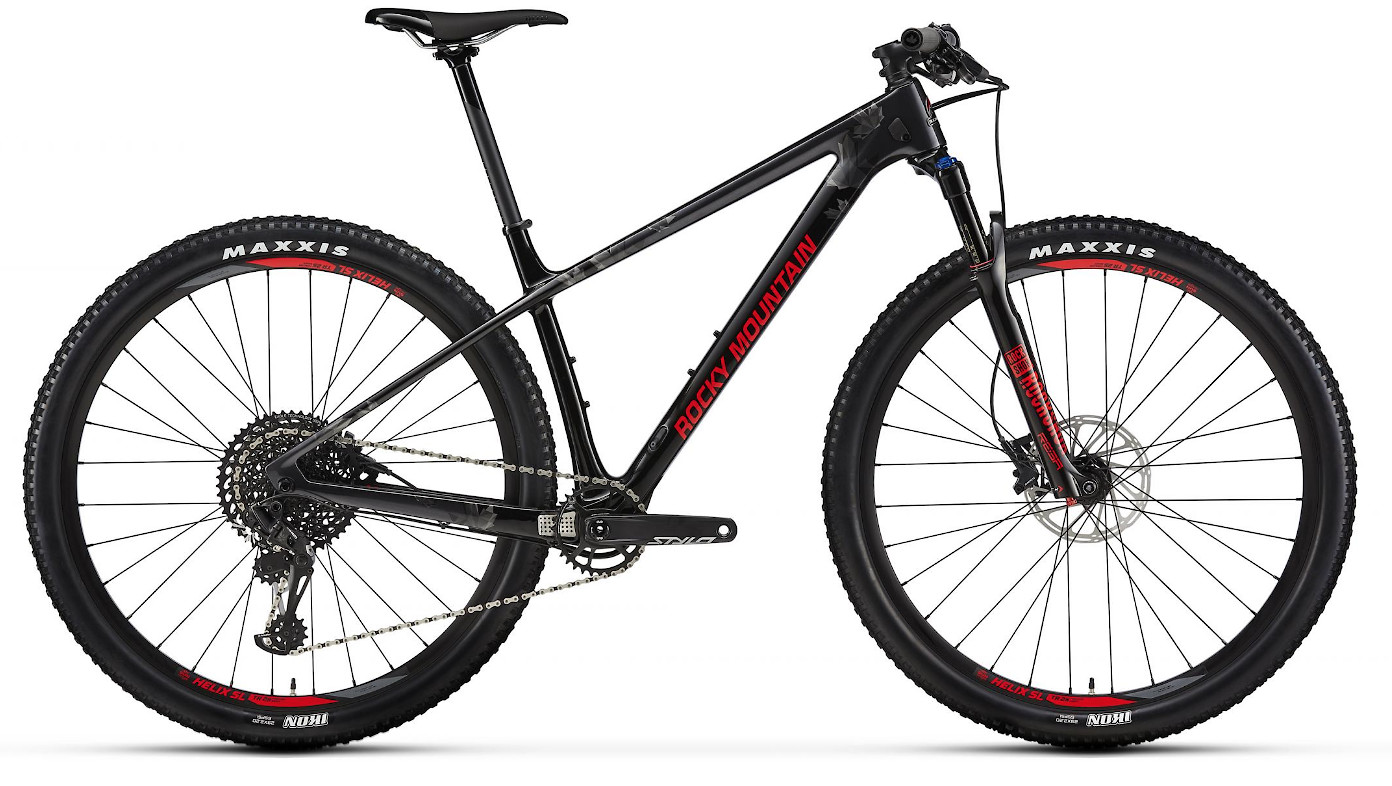 2019 Rocky Mountain Vertex Carbon 50 - Gray and red