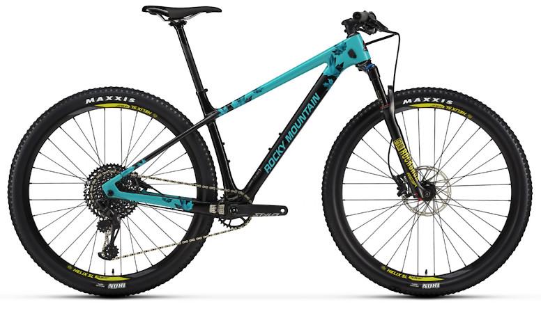 2019 Rocky Mountain Vertex Carbon 50 - Blue