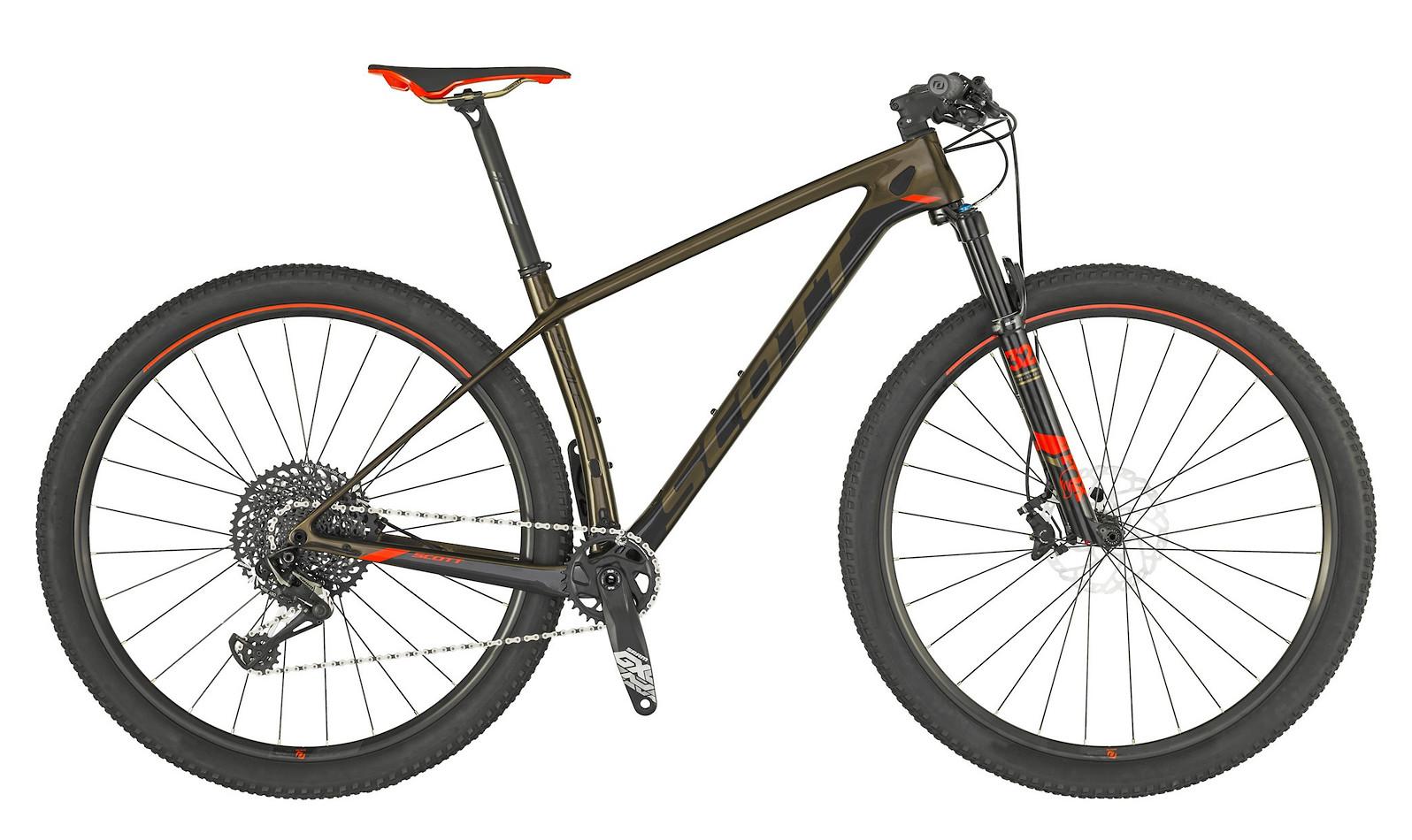 2019 Scott Scale 910 Bike