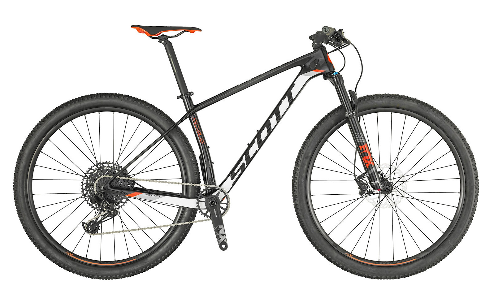 2019 Scott Scale 930 Bike