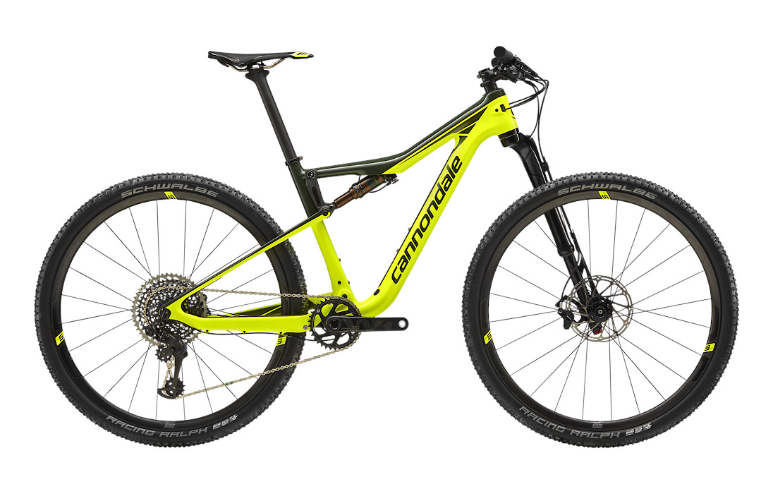 2019 Cannondale Scalpel-Si Hi-Mod World Cup