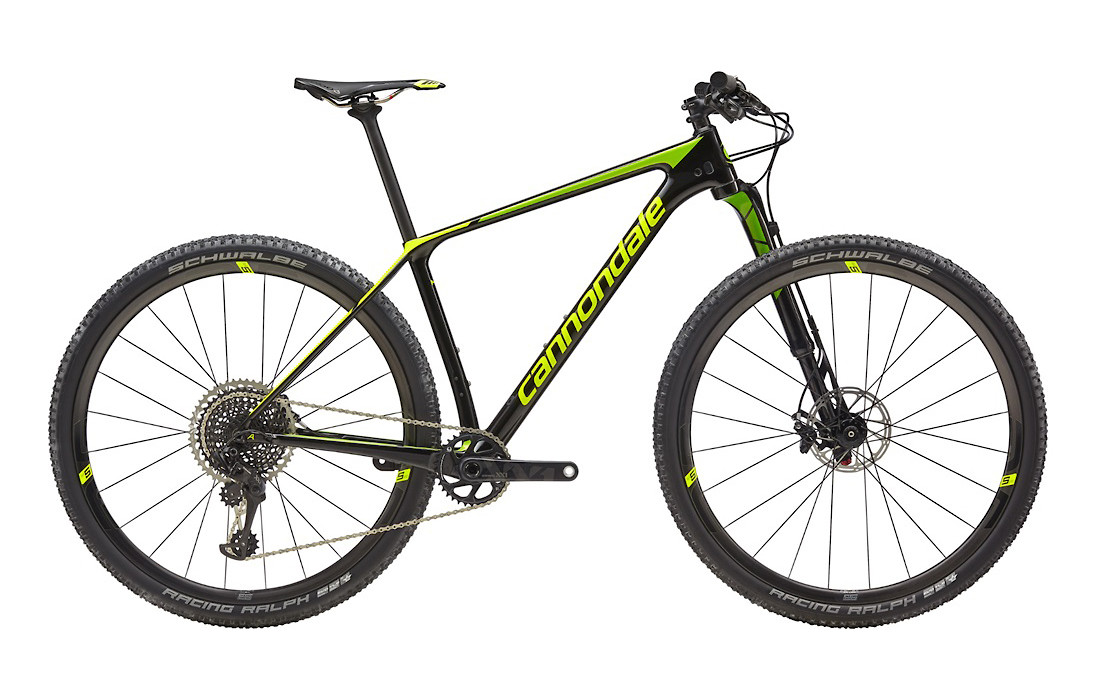 2019 Cannondale F-Si Hi-Mod World Cup