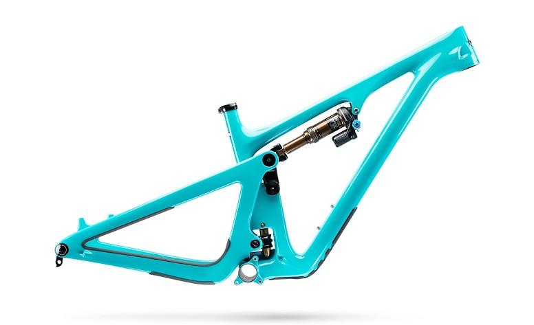 2020 Yeti SB130 TURQ Frame - Turquoise