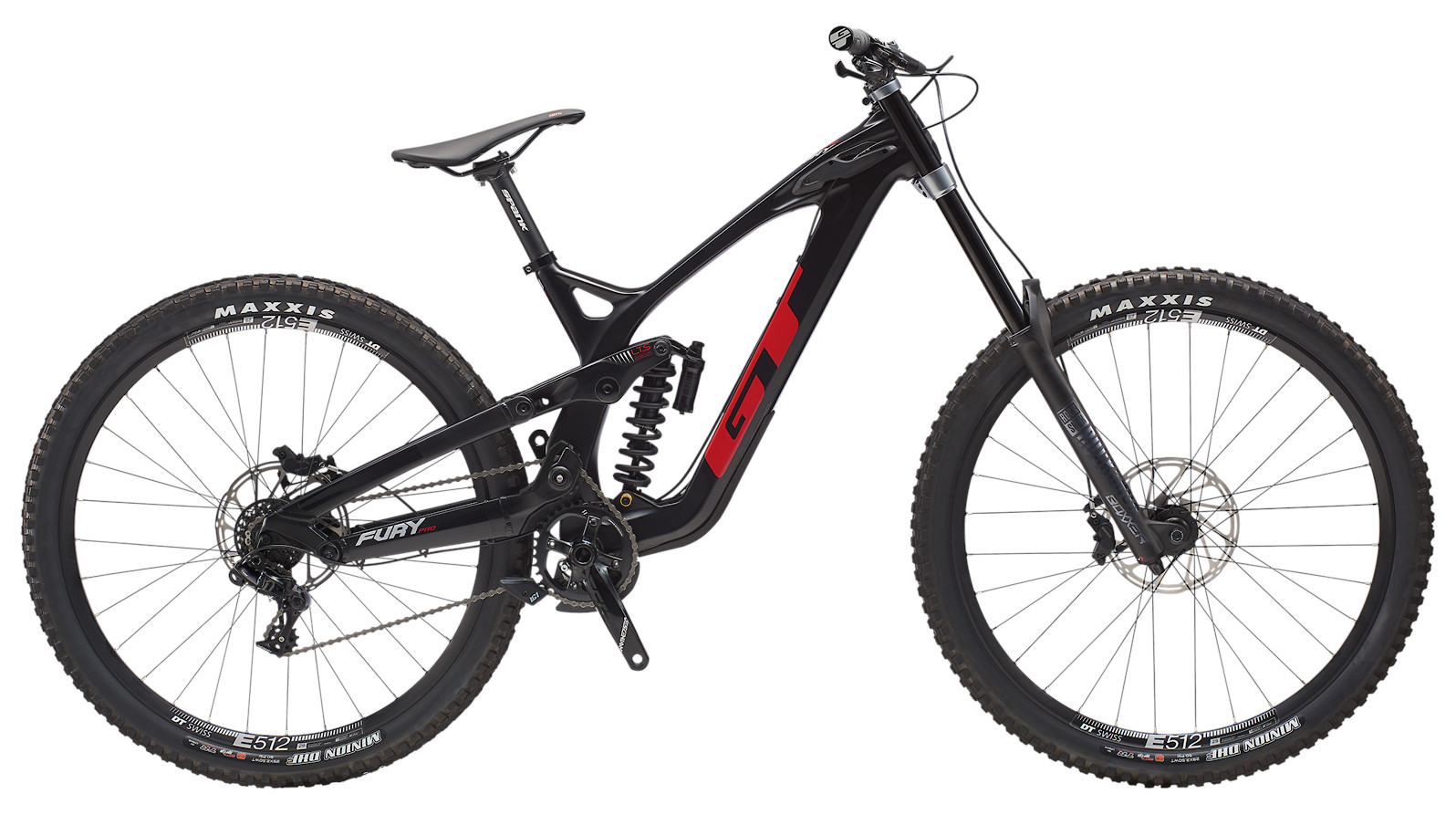 GT Fury Carbon Pro 29