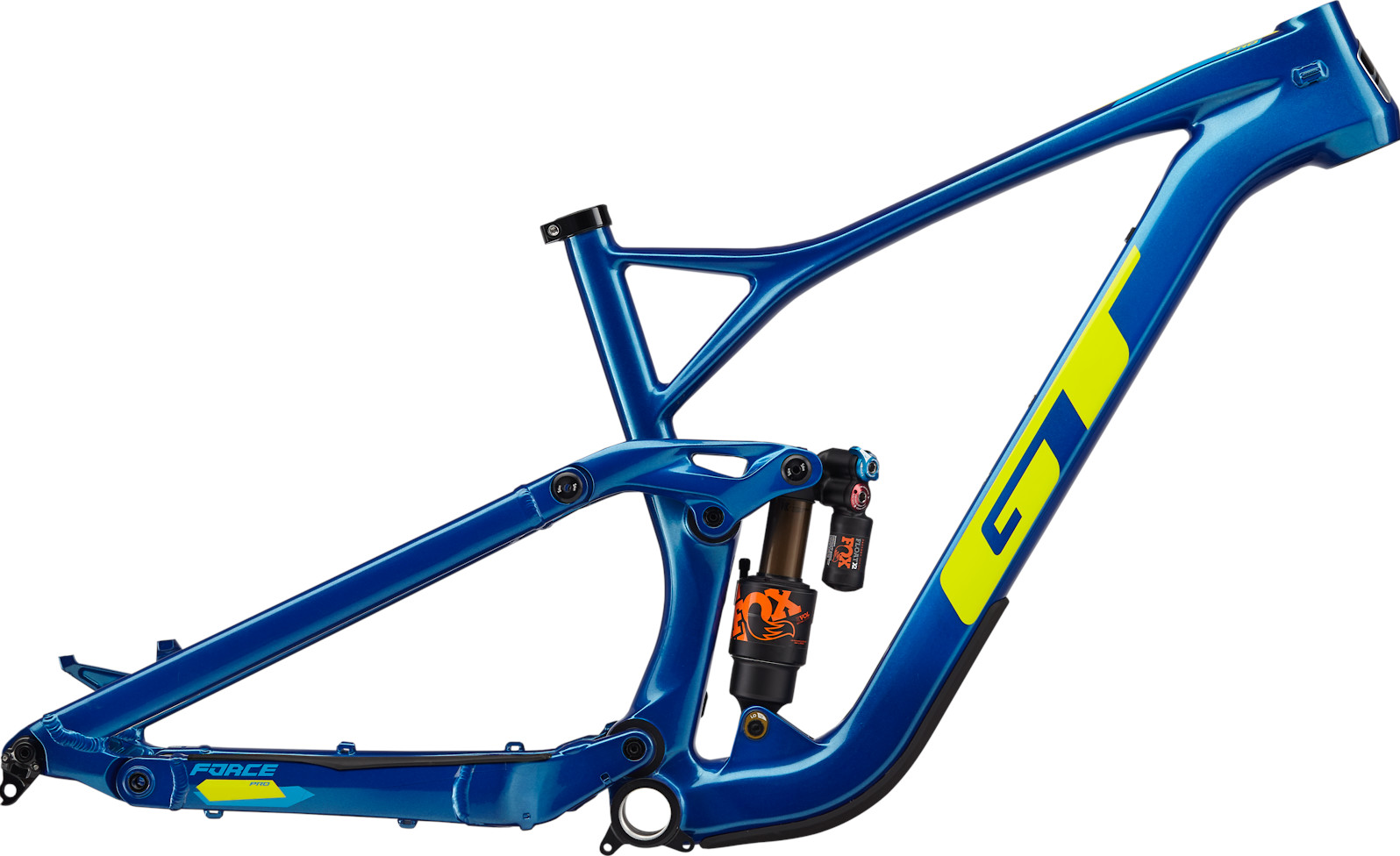 GT Force Carbon Frame (with X2 shock)