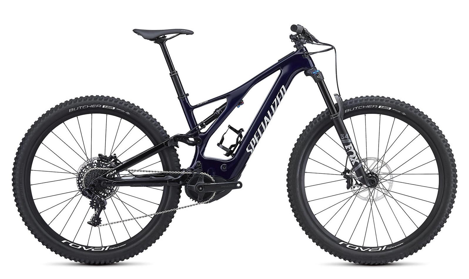 2019 Specialized Turbo-Levo Comp Carbon E-Bike