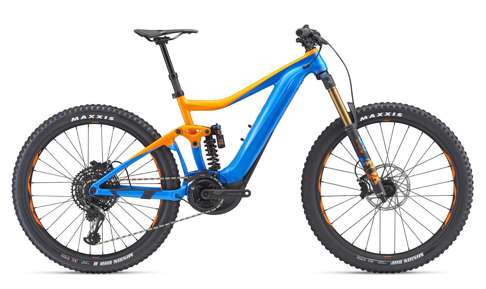 2019 Giant Trance SX E+ 0 Pro E-Bike