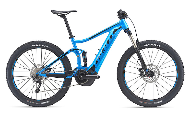 2019 Giant Stance E+ 2 Power E-Bike