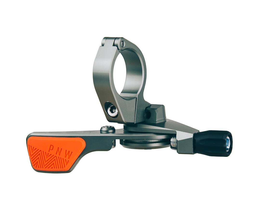 PNW Components Loam Lever Dropper Remote (orange)