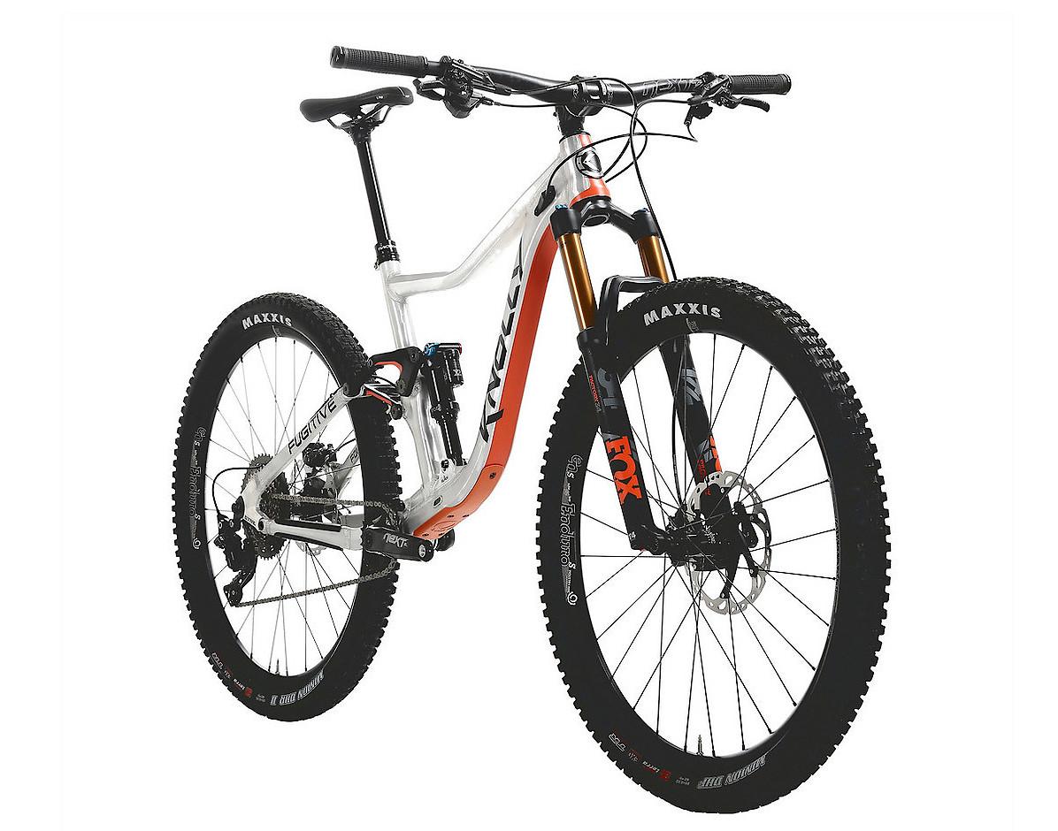 2019 Knolly Fugitive Bike