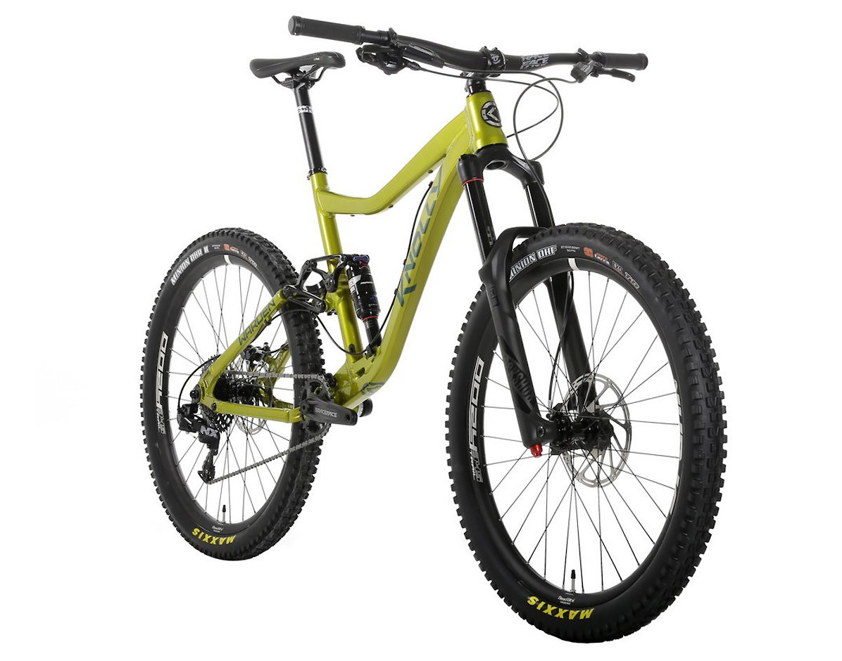 2019 Knolly Warden GC Bike