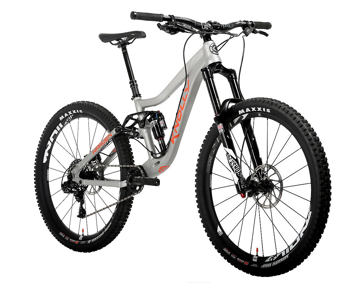 2019 Knolly Warden Bike