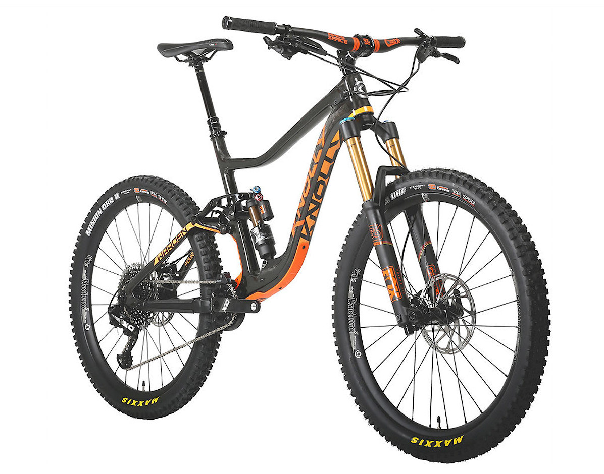 2019 Knolly Warden Carbon Bike