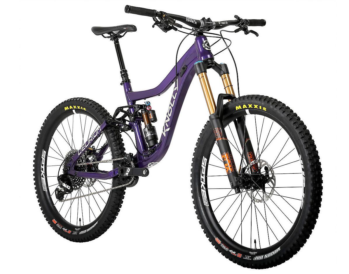 2019 Knolly Delirium Bike