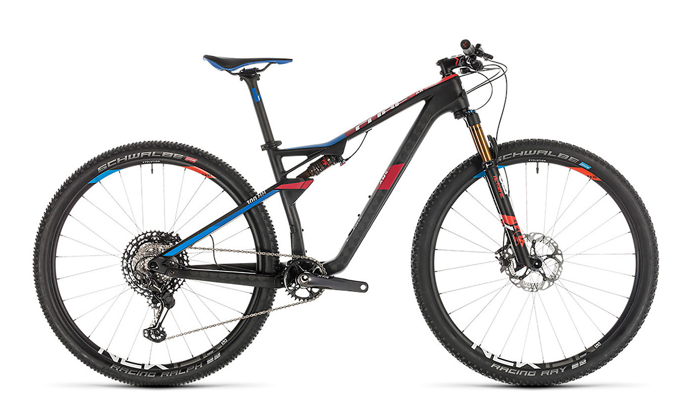 2019 Cube AMS 100 C:68 SL 29 Bike