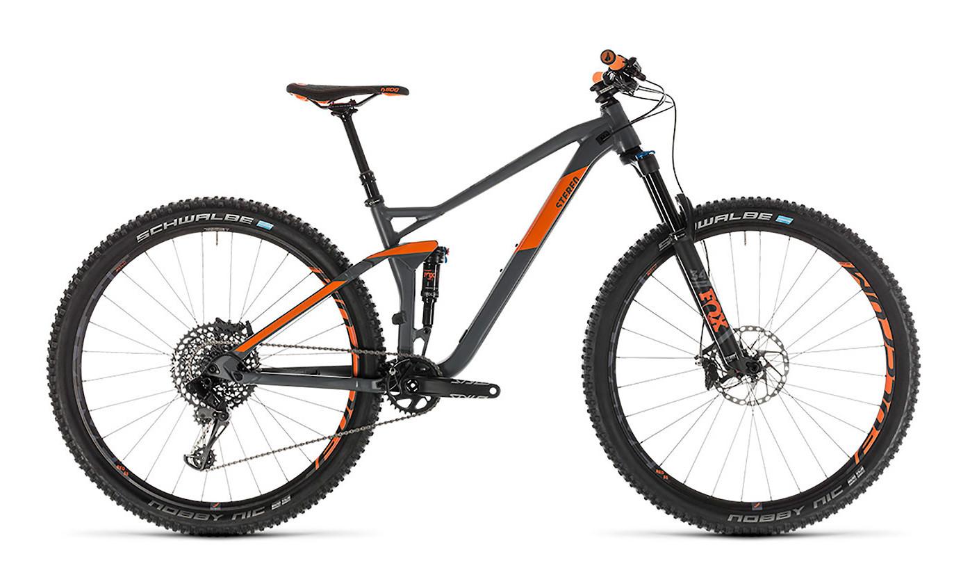2019 Cube Stereo 120 TM 29 Bike