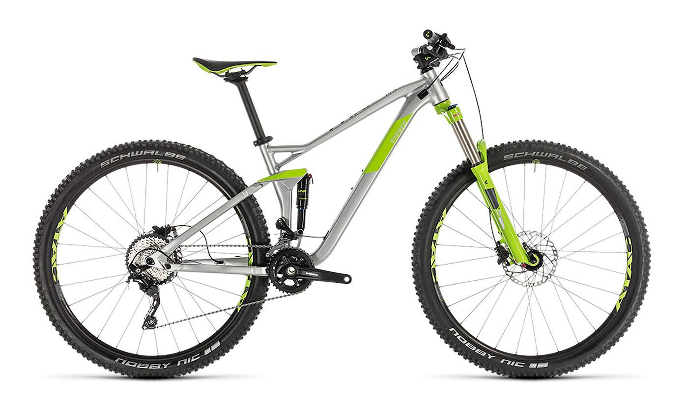 2019 Cube Stereo 120 Pro 29 Bike