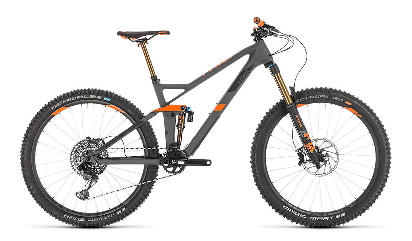 2019 Cube Stereo 140 HPC TM Bike