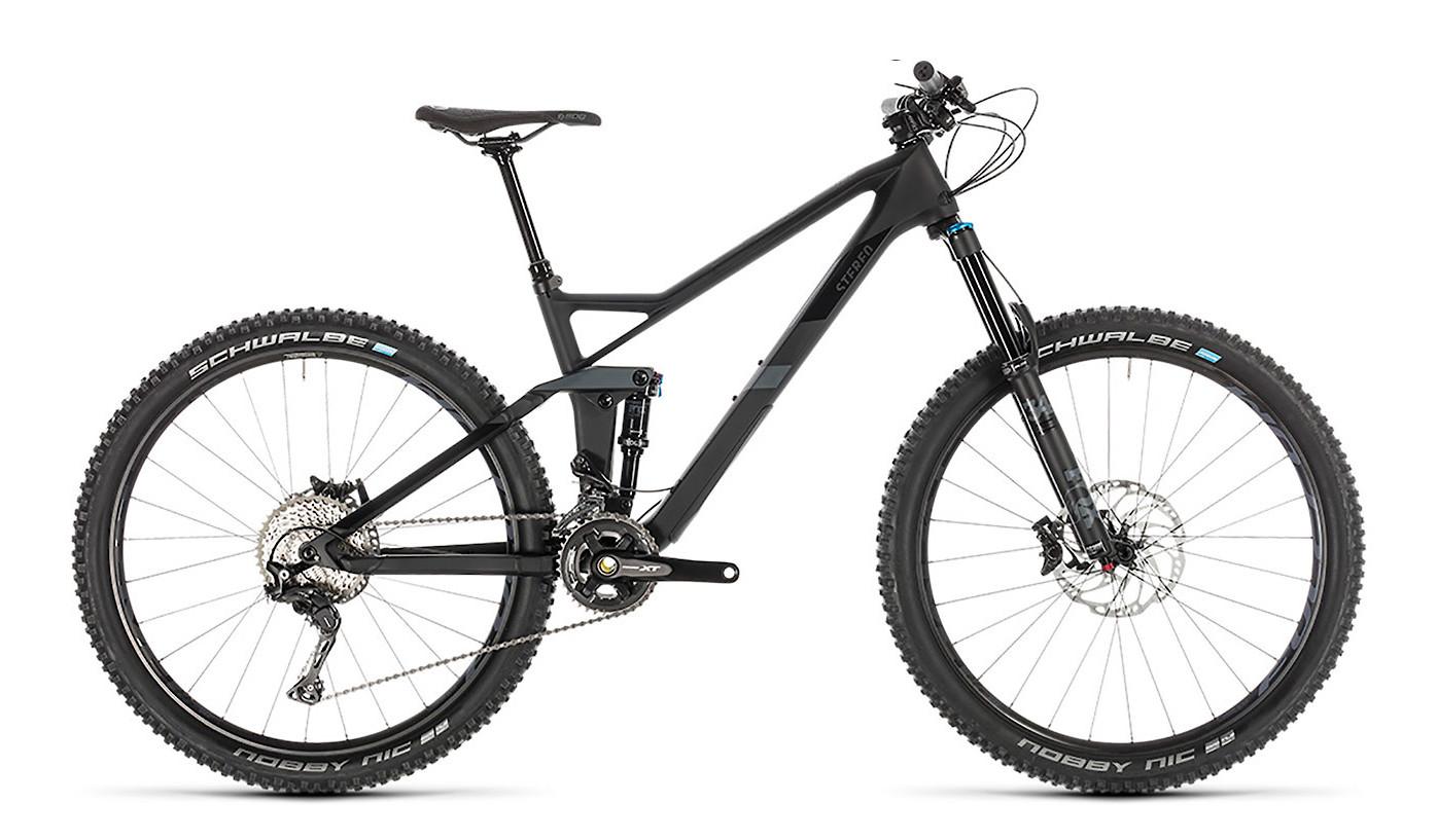 2019 Cube Stereo 140 HPC SL 27.5 Bike