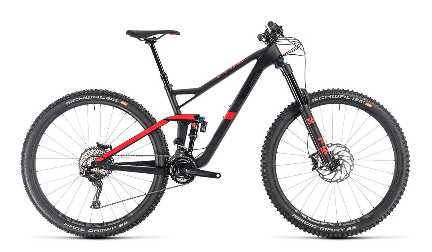 2019 Cube Stereo 150 C:62 Race 29 Bike