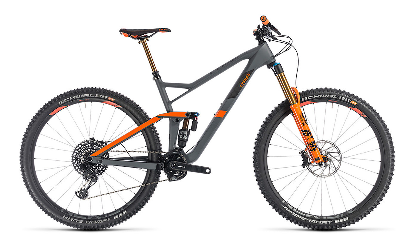 2019 Cube Stereo 150 C:68 TM 29 Bike