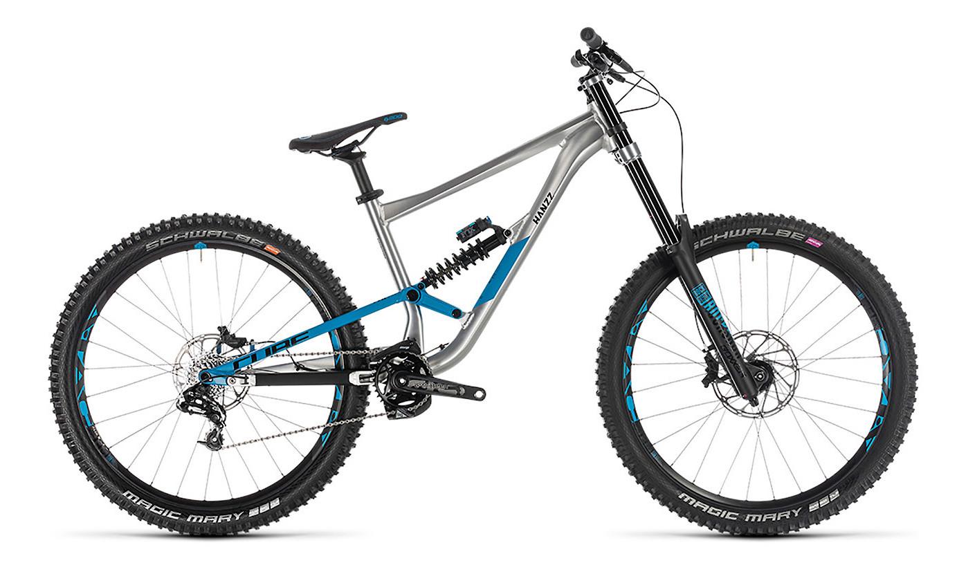 2019 Cube Hanzz 190 SL 27.5 Bike