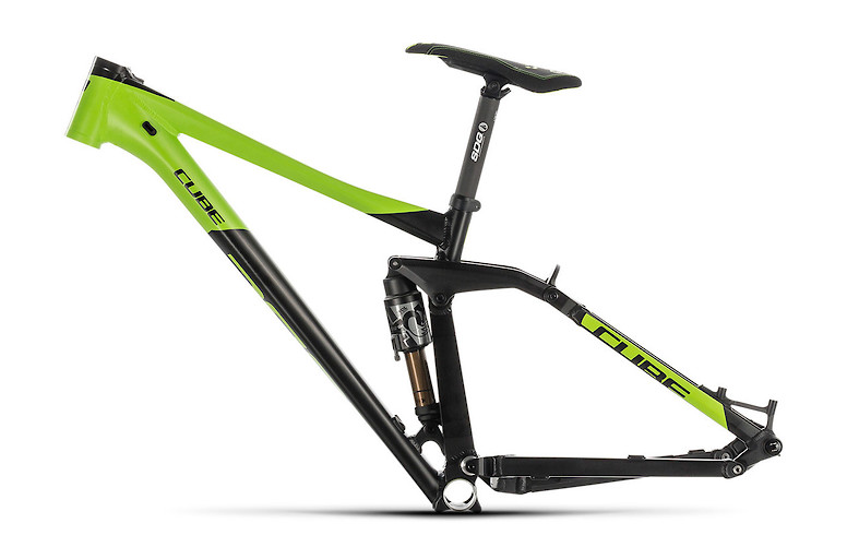 2019 Cube Two15 Frame