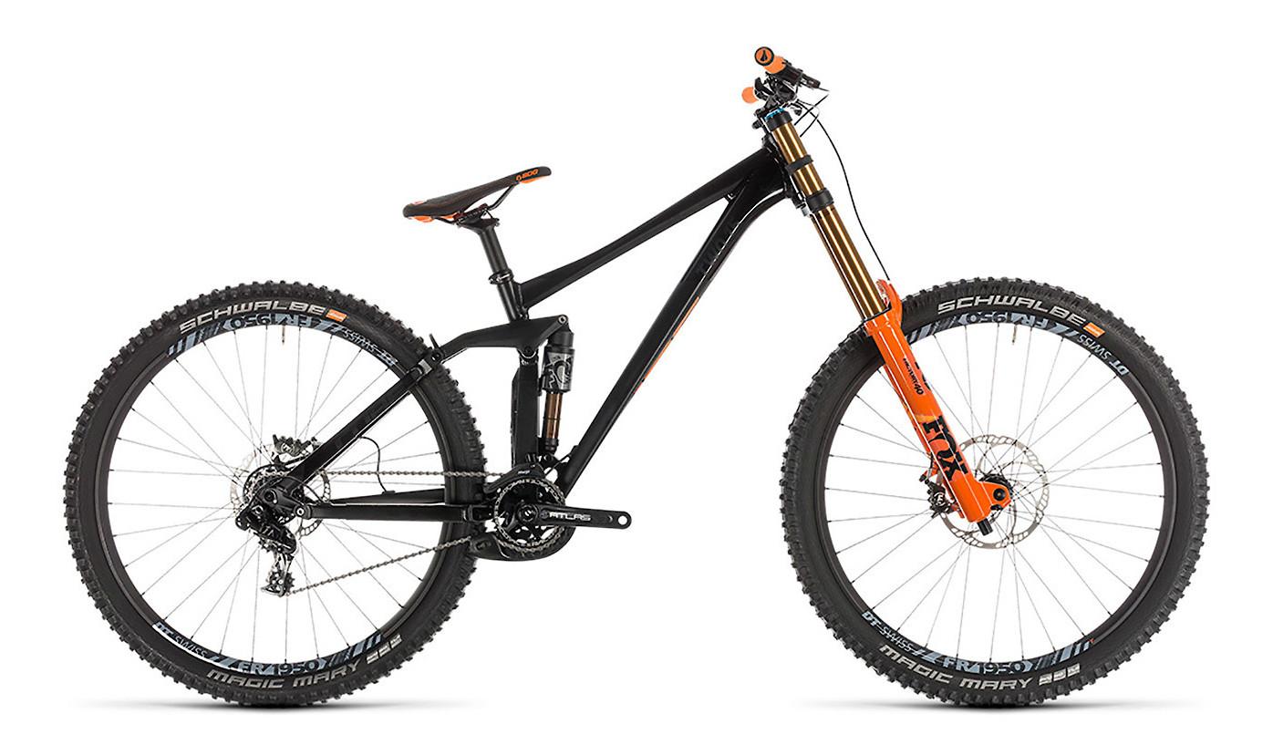 2019 Cube Two15 SL Bike