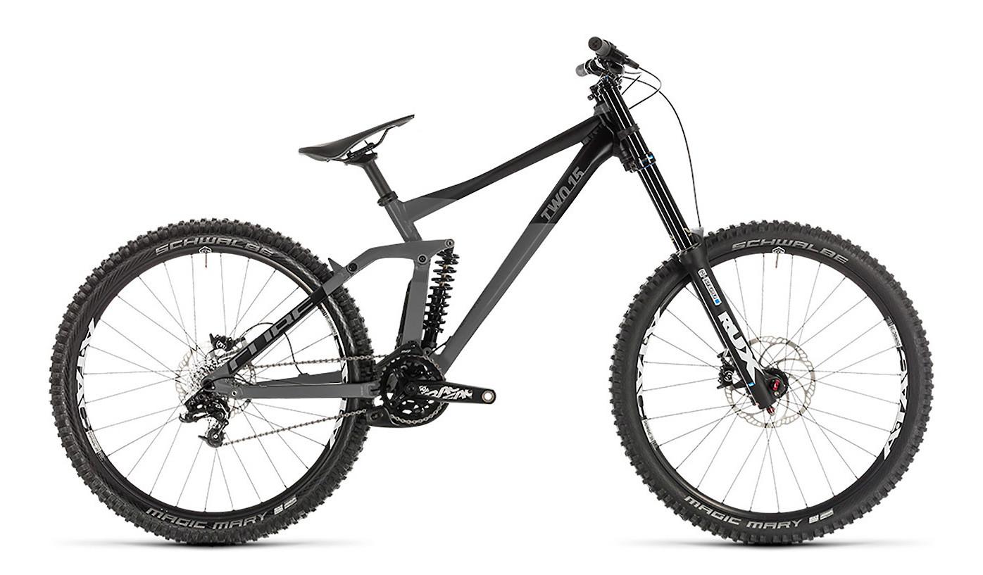 2019 Cube Two15 Race Bike