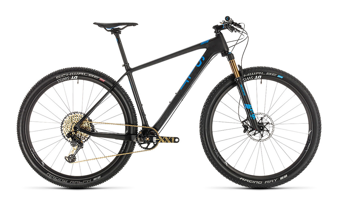 2019 Cube Elite C:68 SLT Bike