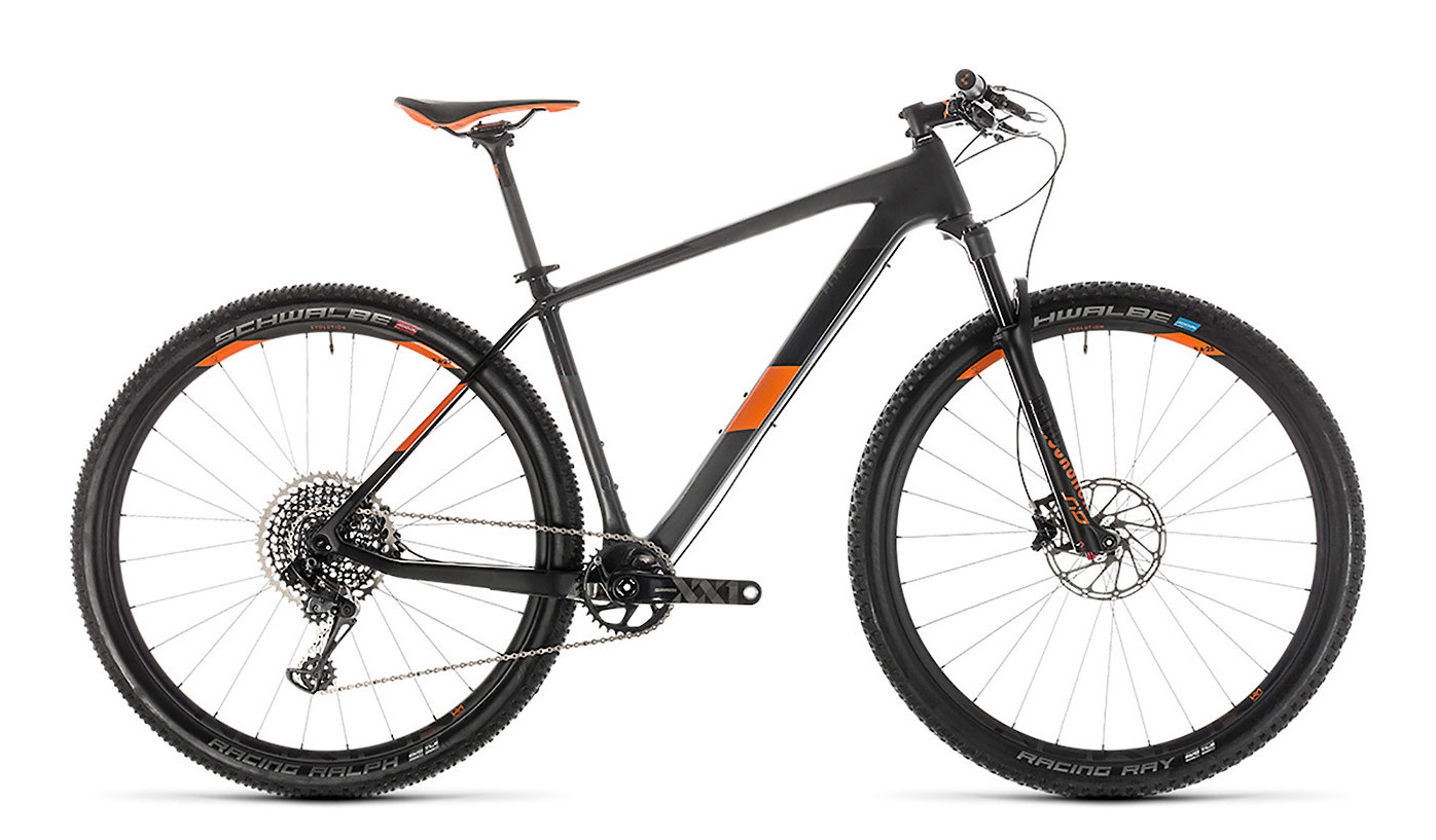 2019 Cube Elite C:62 Race Bike