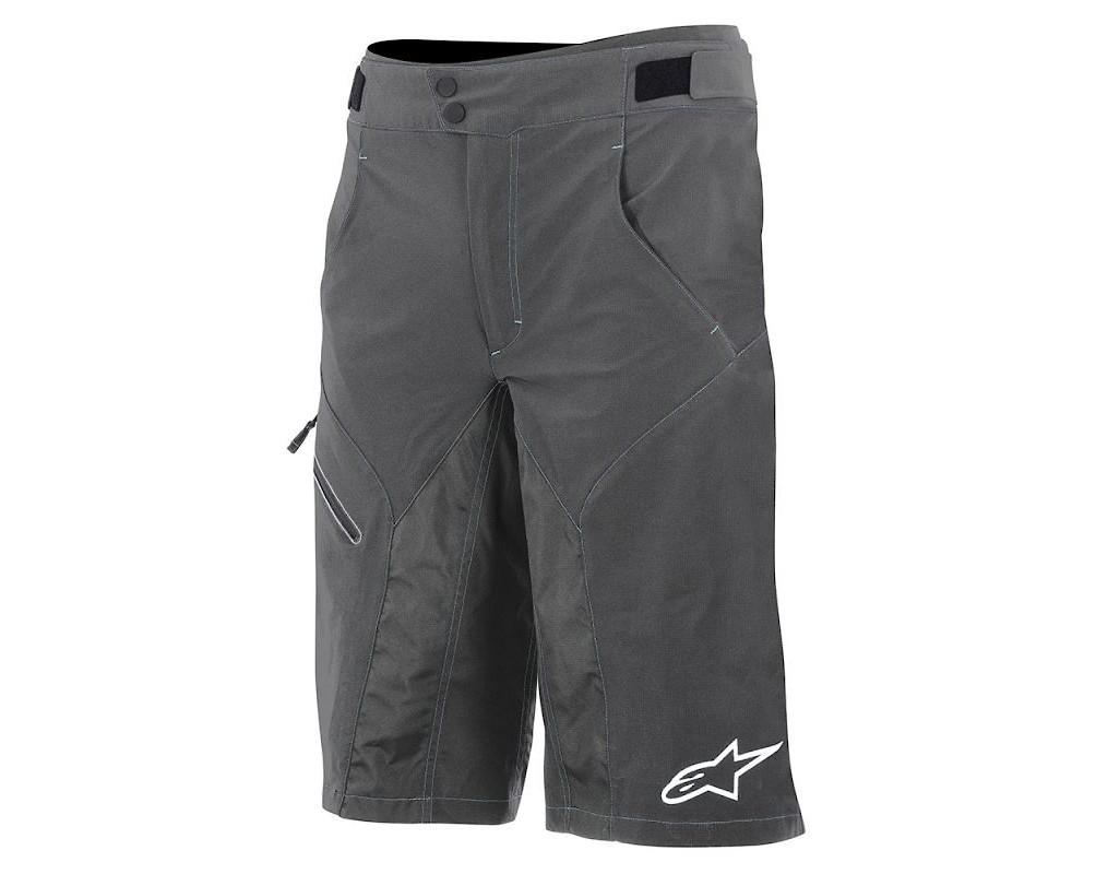 Alpinestars Outrider WR Shorts (dark shadow/white)