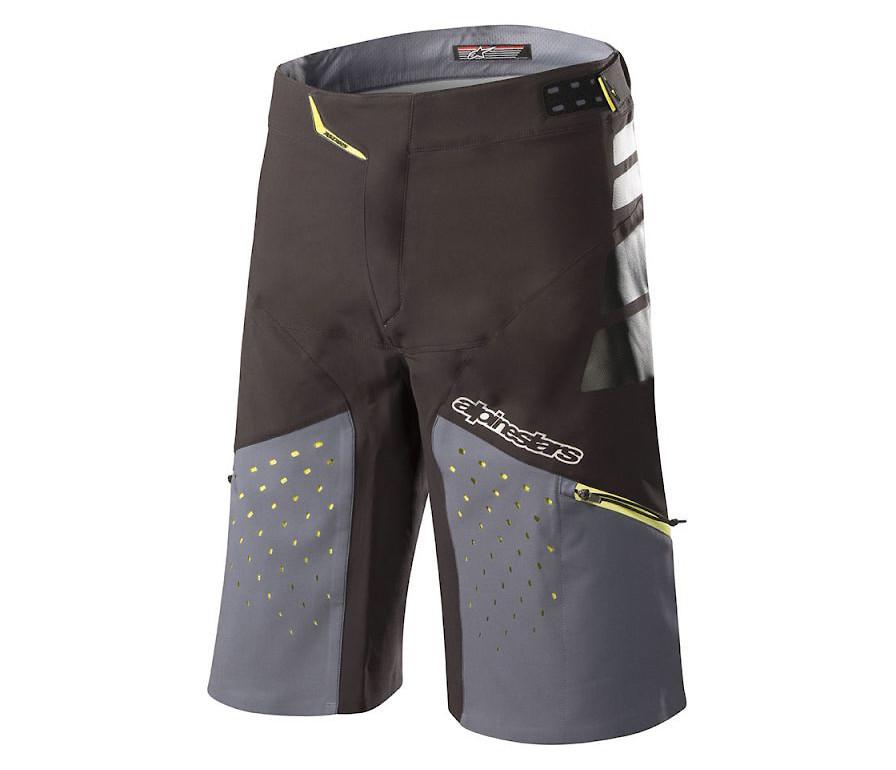 Alpinestars Drop Pro (black/steel grey)
