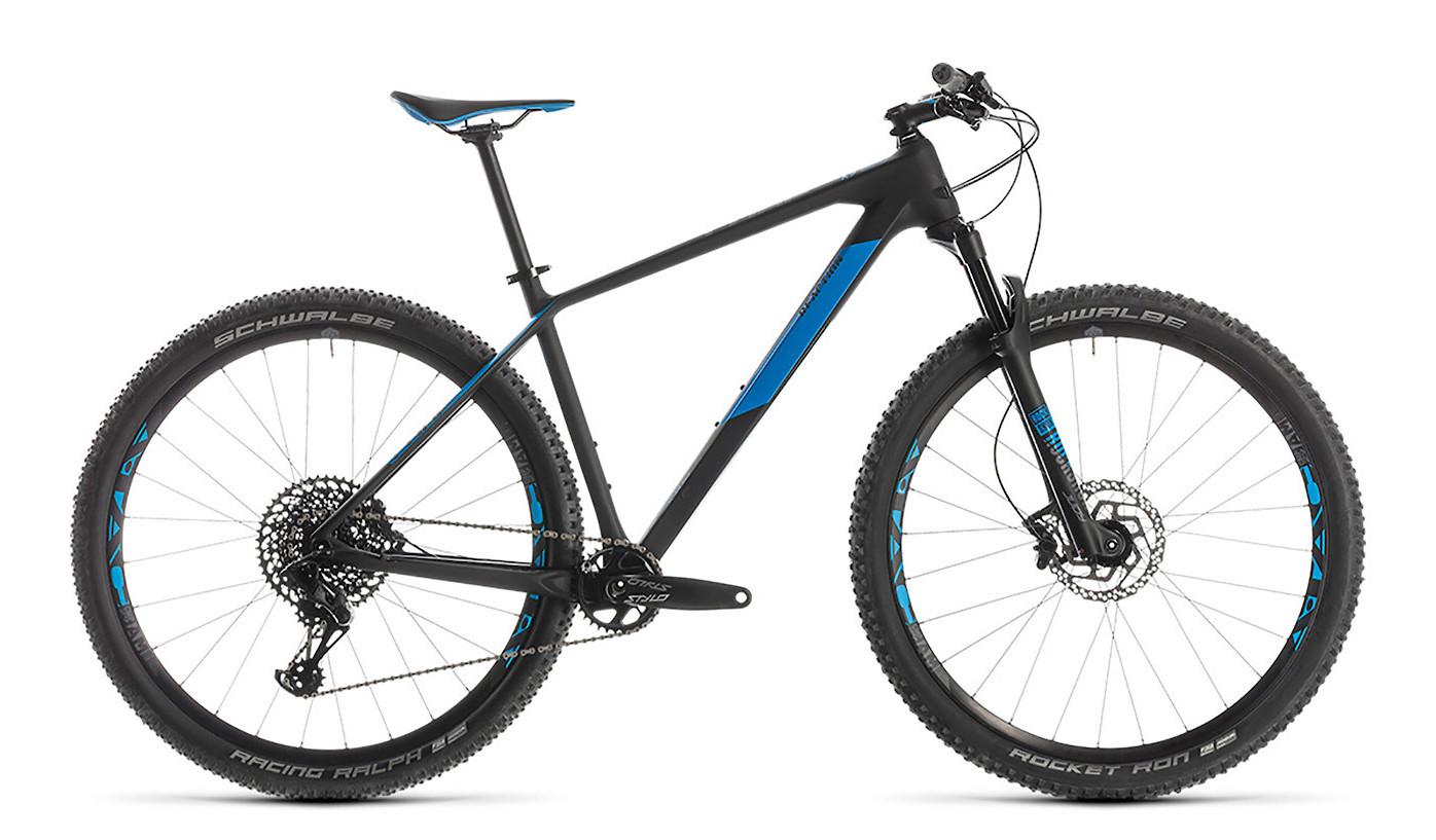 2019 Cube Reaction C:62 Pro Bike
